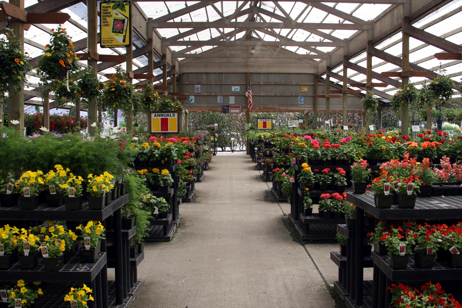 Portland Avenue Nursery: Established in 1941, Portland Avenue Nursery (1409 E 59th St) has grown into a four acre facility. In addition to flowers, shrubs, and trees, you can find a variety of containers and cedar furniture here. With their knowledgeable staff and wide variety of plants, this nursery offers a nice alternative to anyone trying to avoid a box store for their gardening needs.