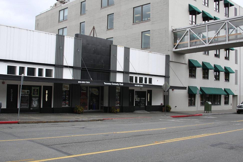 The Tacoma Comedy Club - 9th and Market