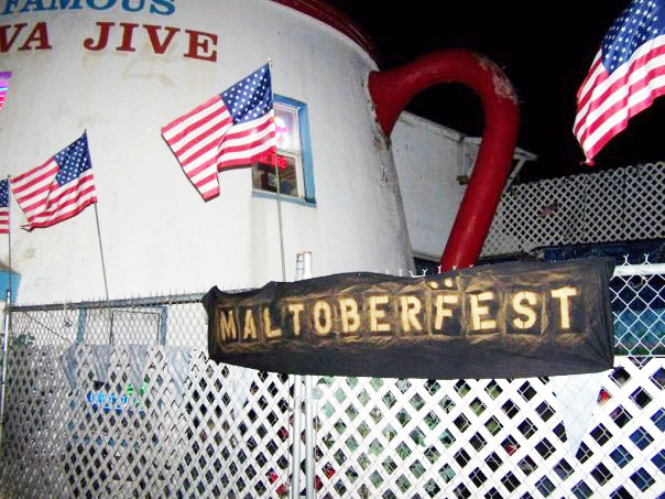 Maltoberfest at Bob's Java Jive
