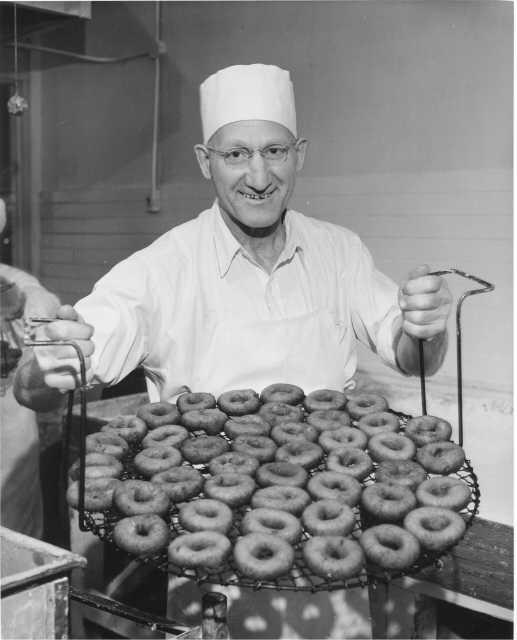 Donut history