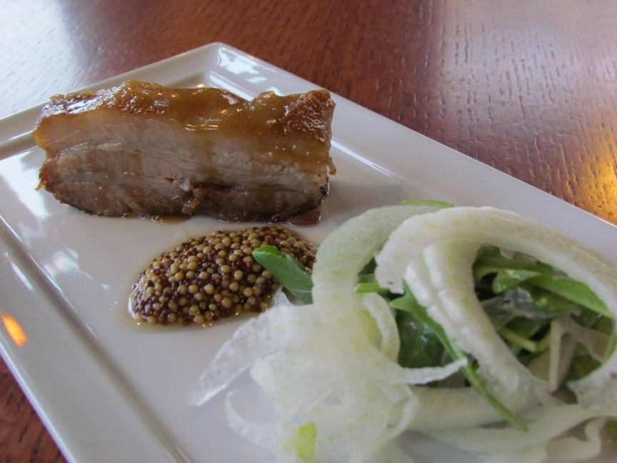 208 Garfield's pork belly (photo by Jason Sipe)