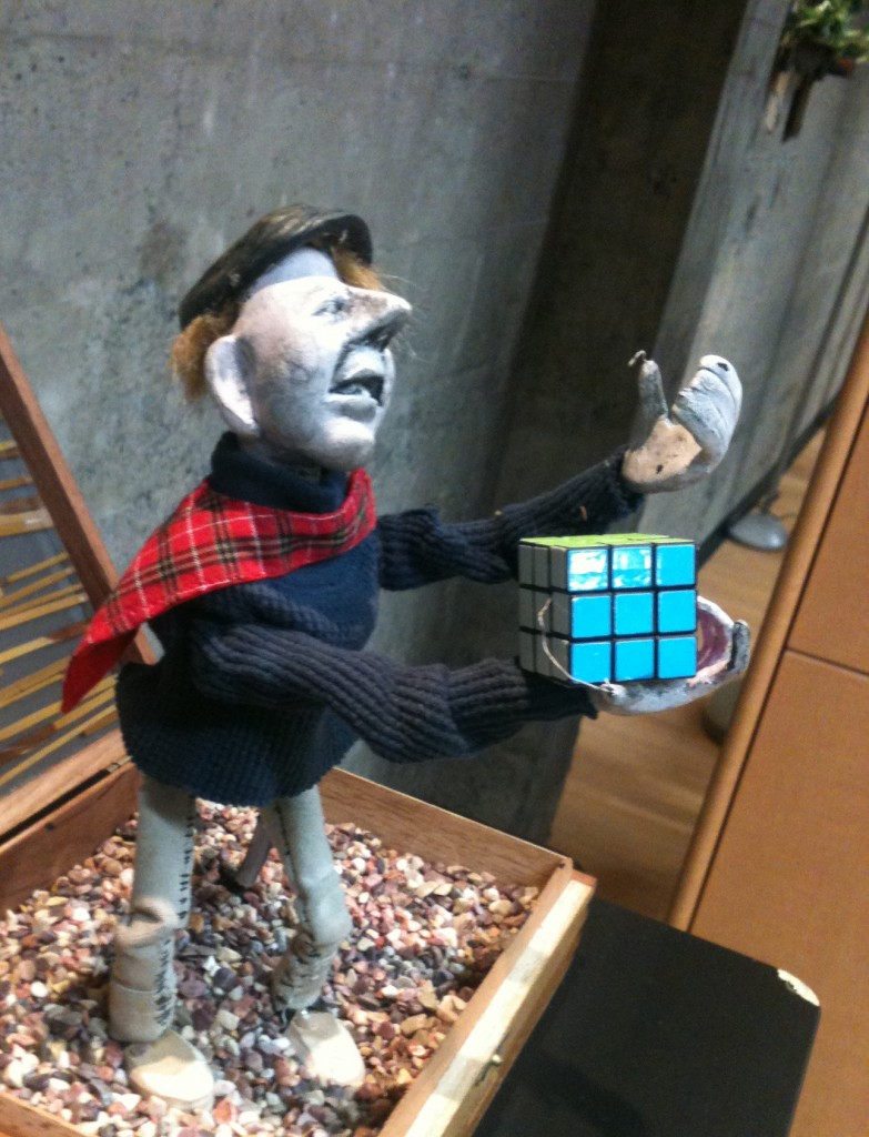 Gregory Puppet 4