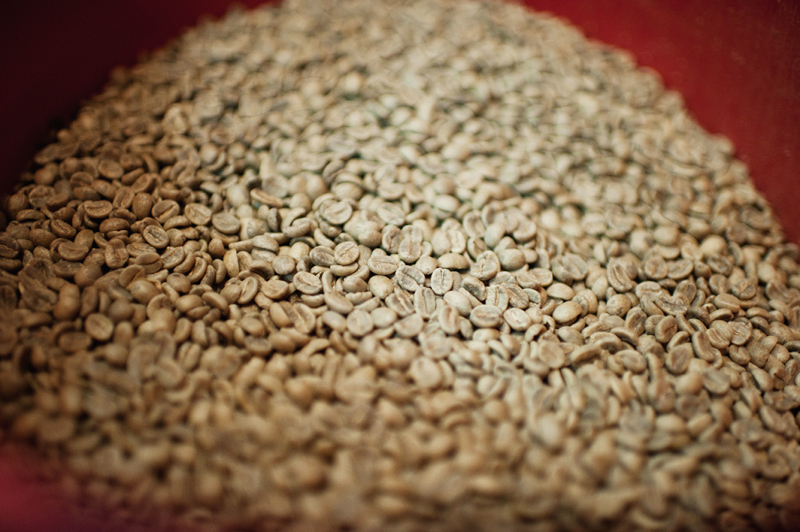 Valhalla: Raw Beans