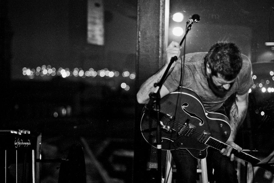 Aaron Stevens of Goldfinch, photo by Scott Haydon