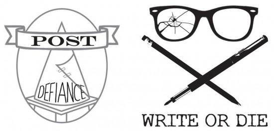 The Kali Raisl/Shawn McAllister designed logos