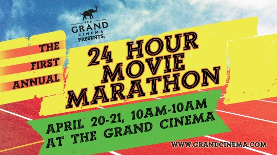 24 Hour Movie Marathon