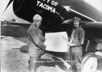 """City of Tacoma"" airplane"