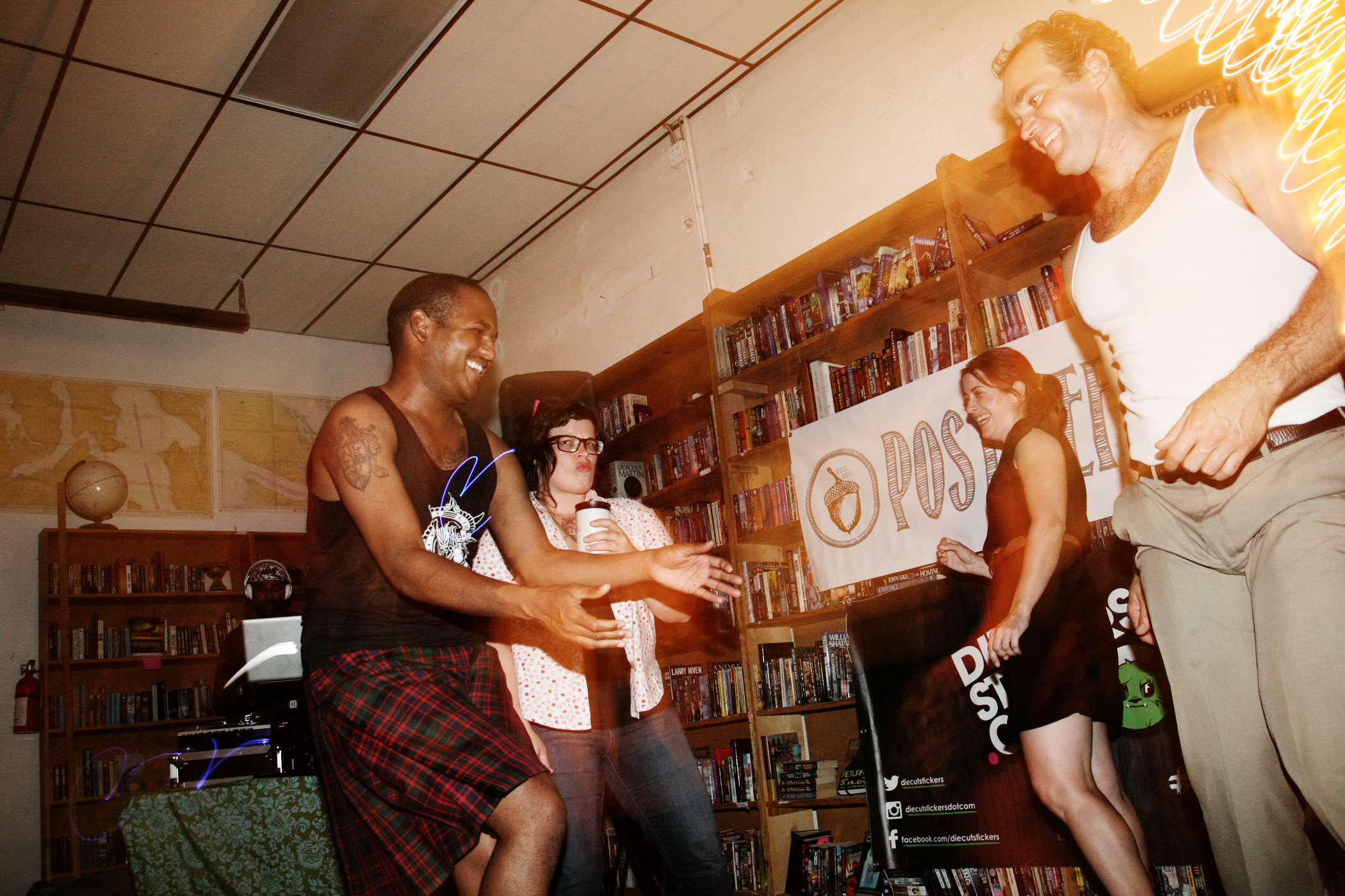 Defiant Dance