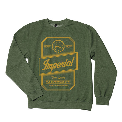 Imperial Motion crewneck sweatshirt
