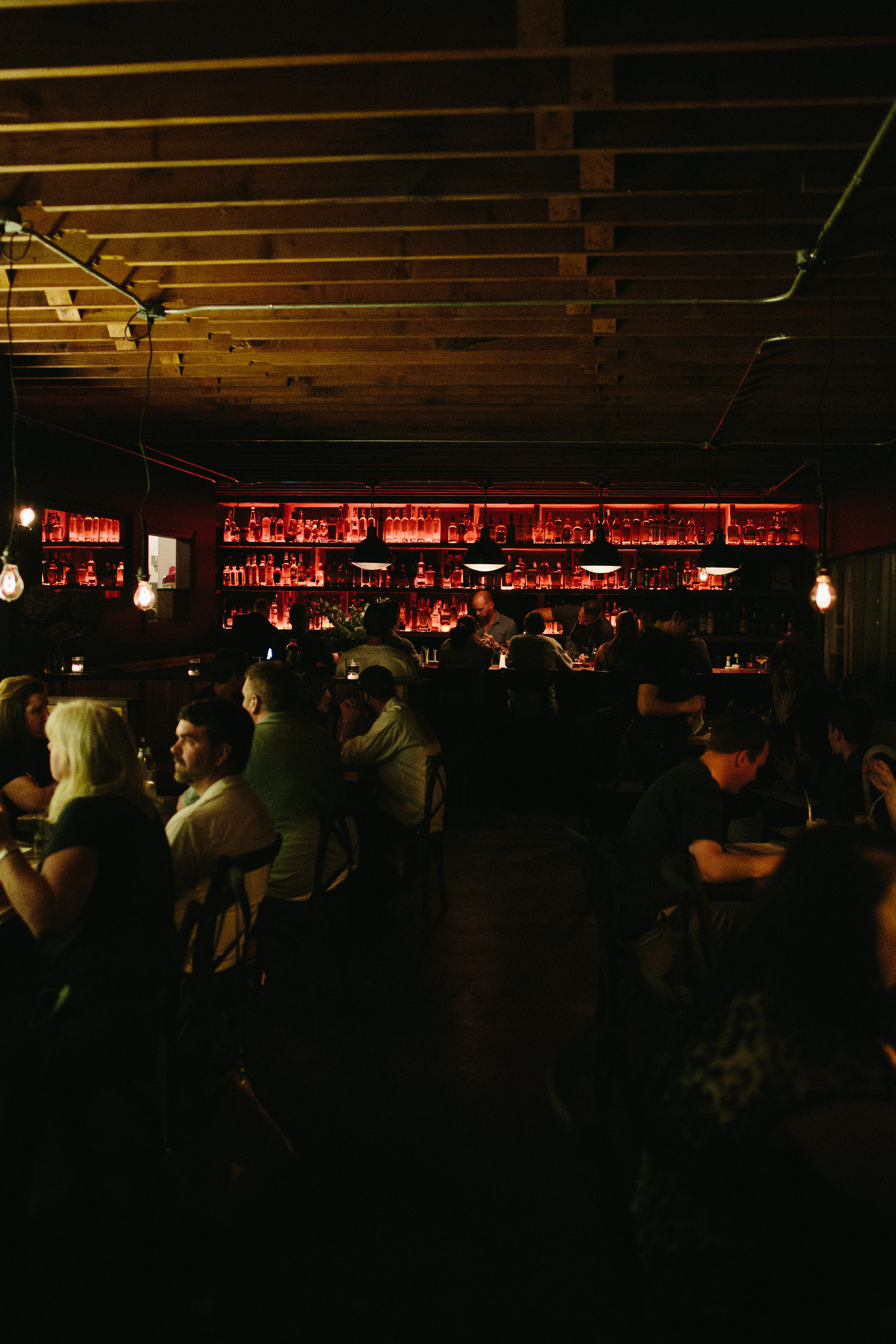 Hilltop Kitchen fills up with customers eager to explore the menu