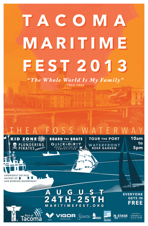 MARITIME POSTER