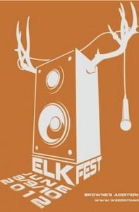 Image Courtesy of Elk Fest