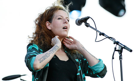 How to build a end table - Post Defiance 187 Neko Case Is Still Elusive
