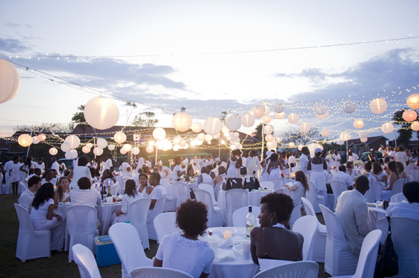 White Night In Kigali