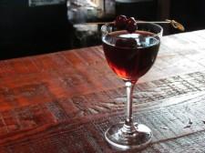 Orange Catholic cocktail by Hilltop Kitchen