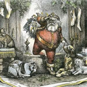 Thomas Nast Santa