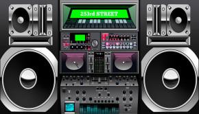 253rd street boombox
