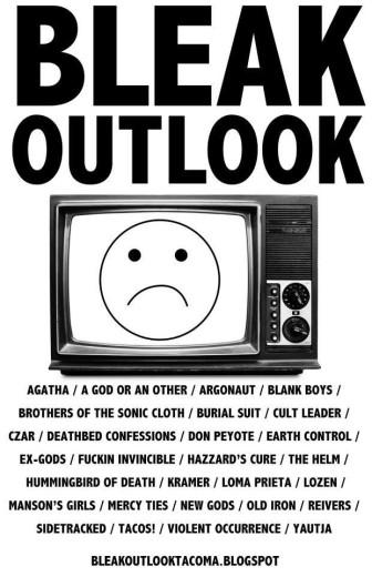 bleak outlook