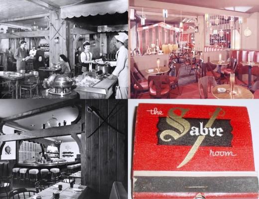 Sabre Room 1949 55 63