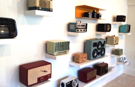 Mod Curio's Mod Radios