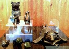 sculptures by Goody B. Wiseman