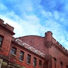 Armory exterior