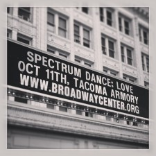 Spectrum LOVE marquee