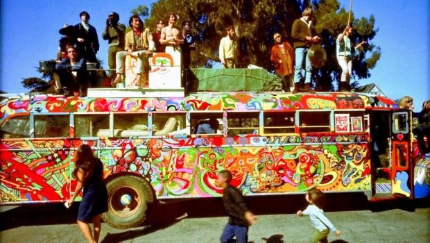 Merry Prankster bus
