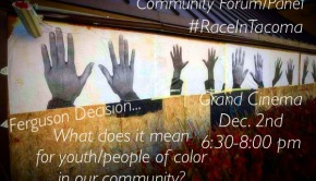 Tacoma Ferguson Forum