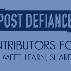 Contributors forum landscape