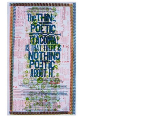 """Thing So Poetic"" by Beautiful Angle, 2006"