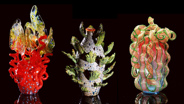 Chihuly's Venetians Piccolos