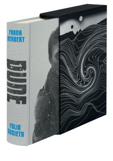 "Attend Frank Herbert birthday events for your chance to win the beautiful limited edition ""Dune"" from The Folio Society."