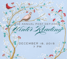 PD Winter Reading 2015