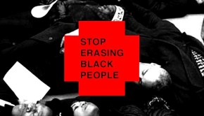 stop erasing black people